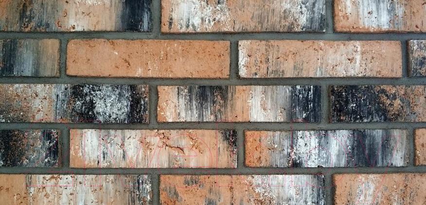 Купить Декоративный камень РокСтоун, Tsegla Рузенбергский кирпич 912П (медный), Беларусь, бетон