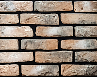 Декоративный камень РокСтоун Кирпич бельгийский 1311П -