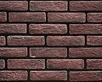 Декоративный камень РокСтоун Кирпич тульский 1805П (красный) -