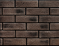 Декоративный камень РокСтоун Кирпич муранский 2209П (шоколадный) -