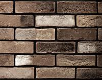 Декоративный камень РокСтоун Кирпич флорентийский 2409П (шоколадный) -