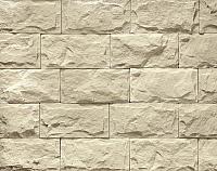 Декоративный камень РокСтоун Мрамор широкий 2501П (светло-бежевый) -