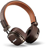 Наушники-гарнитура Marshall Major III Bluetooth (коричневый) -