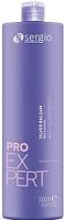 Шампунь для волос Sergio Professional Pro Expert Silver с антижелтым эффектом (1л) -