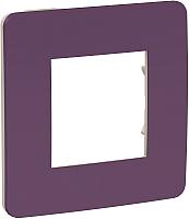 Рамка для выключателя Schneider Electric Unica NU280215 -