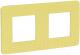 Рамка для выключателя Schneider Electric Unica NU280411 -