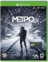 Игра для игровой консоли Microsoft Xbox One Метро: Исход. Издание первого дня -