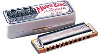 Губная гармошка Hohner Marine Band 1896/20 C / M189693 -