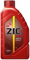Трансмиссионное масло ZIC G-EP 80W90 GL-4 / 132625 (1л) -