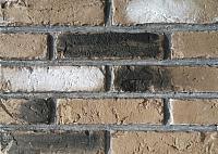Декоративный камень Baastone Кирпич Этна угловой элемент 103 (260x80х8-12) -