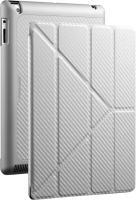 Чехол для планшета Cooler Master Yen Folio Carbon Texture C-IP4F-CTYF-SS -