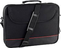 Сумка для ноутбука Continent CC-100 (черный) -