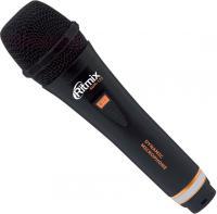 Микрофон Ritmix RDM-131 (черный) -