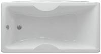 Ванна акриловая Aquatek Феникс 190x90 L (с экраном и каркасом) -