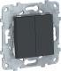 Выключатель Schneider Electric Unica NU521154 -
