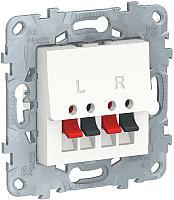 Розетка Schneider Electric Unica NU548618 -