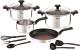 Набор кухонной посуды Tefal Comfort Max C973SB34 -