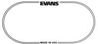 Наклейка для барабана Evans EQPC2 -