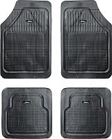 Комплект ковриков для авто Airline ACM-RM-01 (4шт, черный) -