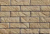 Декоративный камень Baastone Кирпич Варшавский угловой элемент 102 (235x60x7-9) -