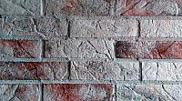 Декоративный камень Baastone Кирпич Варшавский угловой элемент 105 (235x60x7-9) -