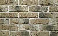 Декоративный камень Baastone Кирпич Шамотный угловой элемент 104 (210x70x7-9) -