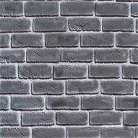 Декоративный камень Baastone Кирпич Шамотный угловой элемент 105 (210x70x7-9) -