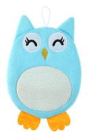 Мочалка Roxy-Kids Baby Owl / RBS-003 -