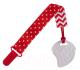 Прорезыватель для зубов Roxy-Kids RSC-001-R (красный) -