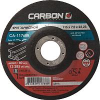 Шлифовальный круг Carbon CA-117732 -