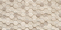 Декоративная плитка Tubadzin Rubra Hex Str (298x598) -