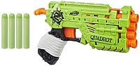 Бластер игрушечный Hasbro Зомби страйк Квадрот / E2673 -