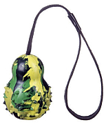 Игрушка для животных Barry King Булава на веревке / BK-15010 (L, зеленый) -