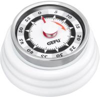 Таймер кухонный Gefu Ретро 12293 (белый) -