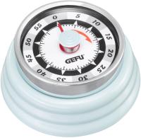 Таймер кухонный Gefu Ретро 12298 (голубой) -