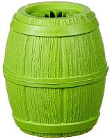 Игрушка для животных Barry King Бочка / BK-15411 (зеленый) -