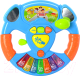 Развивающая игрушка Play Smart Музыкальный руль / 7526 -