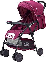 Детская прогулочная коляска Rant York / RA153 (фиолетовый) -