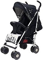 Детская прогулочная коляска Rant Atlanta / RA151 (черный/серый) -
