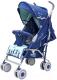 Детская прогулочная коляска Rant Atlanta / RA151 (blue/aquamarine) -