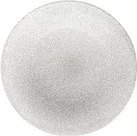 Блюдо Luigi Bormioli Glitter silver / 09931/01 -