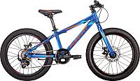 Велосипед Format 7413 2019 / RBKM9J607002 (20, синий) -