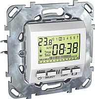 Терморегулятор для теплого пола Schneider Electric Unica MGU5.505.18ZD -