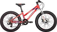 Велосипед Format 7422 2019 / RBKM9J607003 (20, красный) -