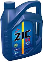 Моторное масло ZIC X5 Diesel 10W40 / 162660 (4л) -