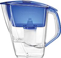 Фильтр питьевой воды БАРЬЕР Гранд Neo Ультрамарин (+ 4 кассеты Стандарт №4) -