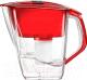 Фильтр питьевой воды БАРЬЕР Гранд Neo Рубин (+ 4 кассеты Стандарт №4) -