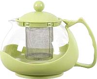 Заварочный чайник Bekker BK-308 (зеленый) -