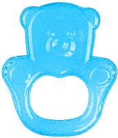 Прорезыватель для зубов BabyOno Медвежонок / 1013 (синий) -