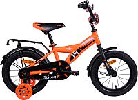 Детский велосипед AIST Stitch 2019 (14, оранжевый) -